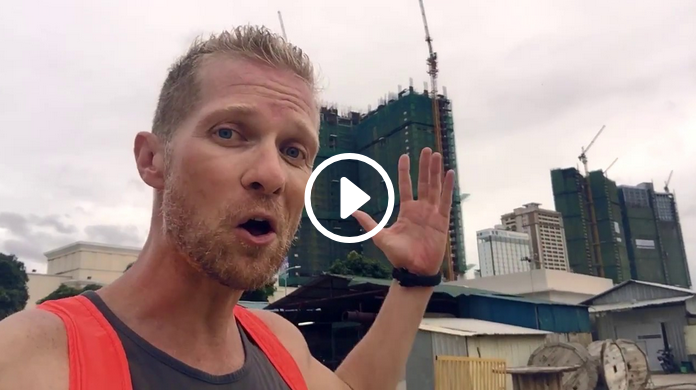Construction everywhere – why I love living in SE Asia